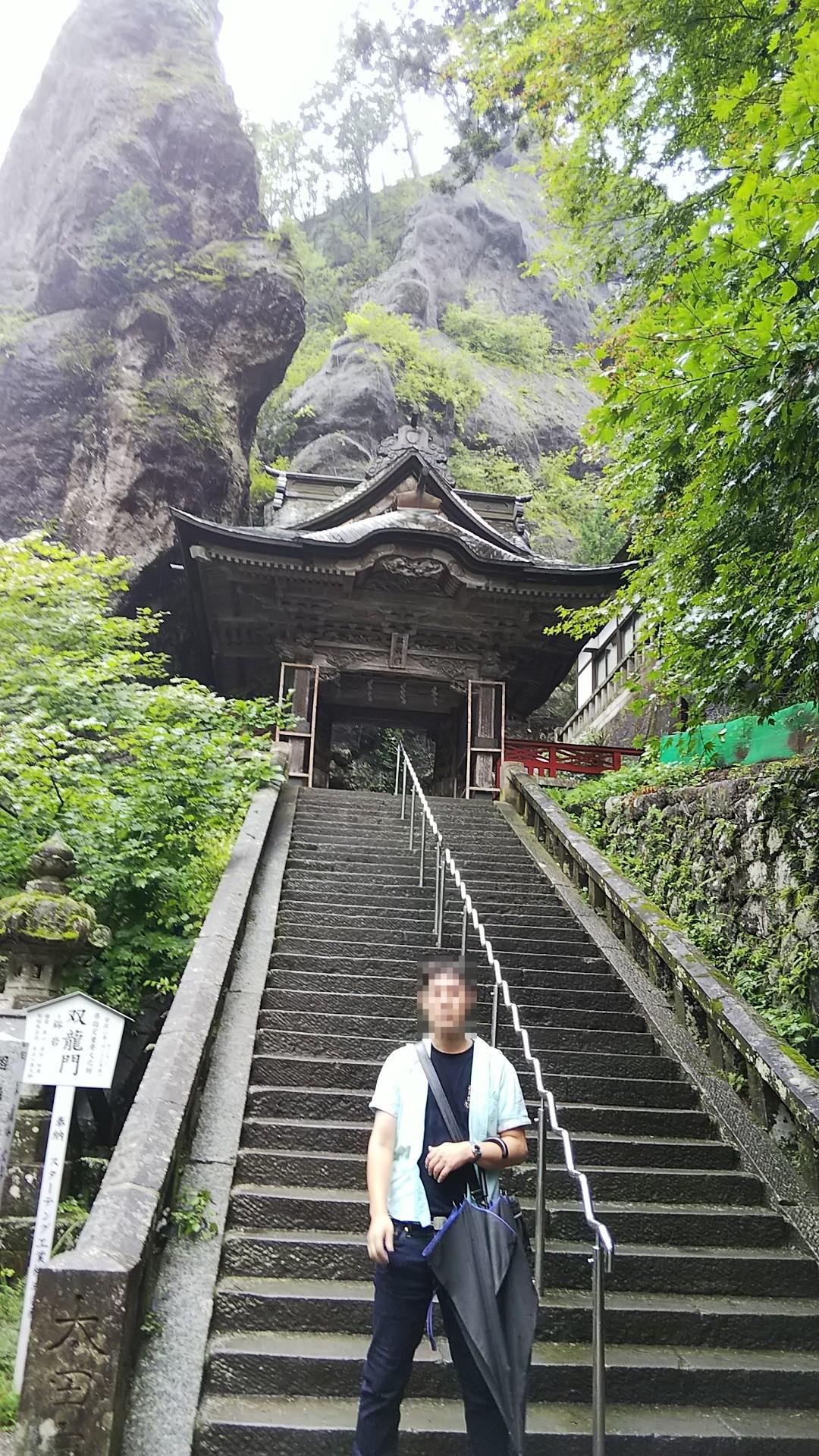 榛名神社20190818