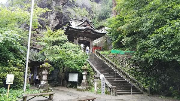 榛名神社双龍門201908
