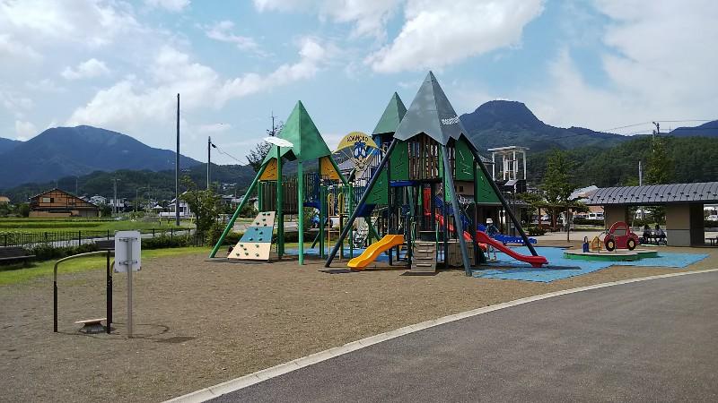 ふるさと公園あおき遊具201908