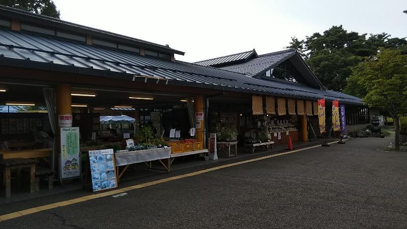 道の駅安曇野松川201908