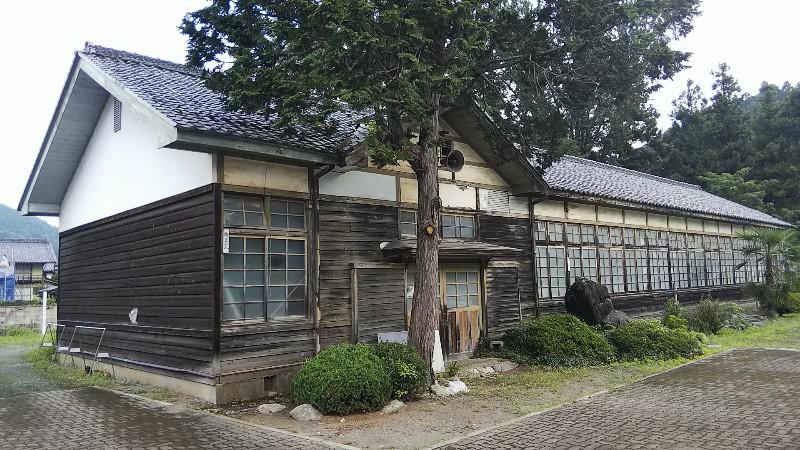 道の駅上州おにし旧譲原小学校201908