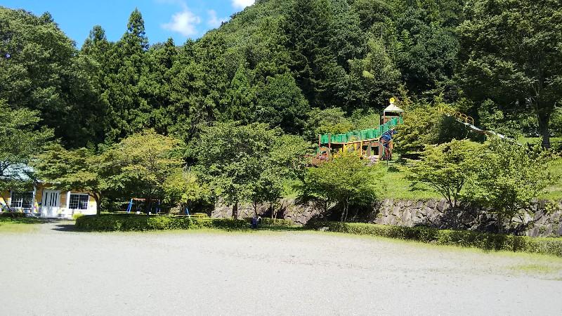 道の駅霊山たけやま広場・こども館・ぼうけん砦201909