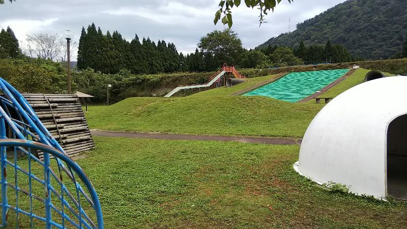 道の駅細入草スキー201910