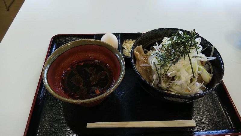 道の駅さかい昼食201911