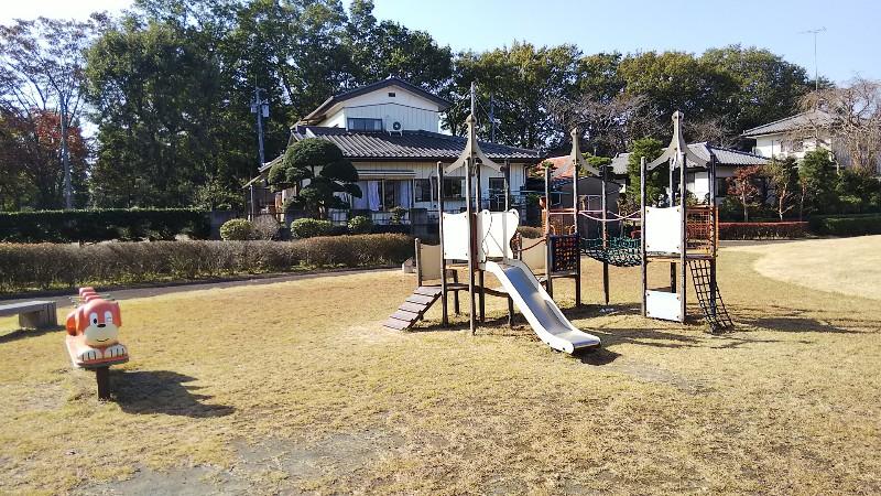 砂沼広域公園遊具②2019
