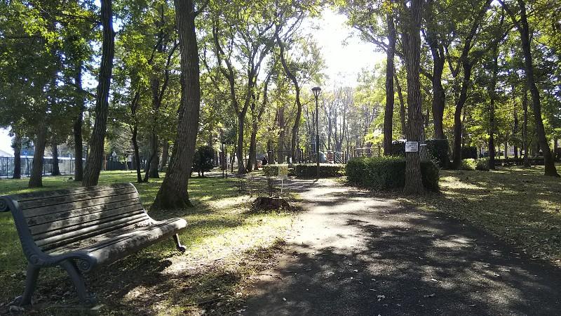 砂沼広域公園入口2019