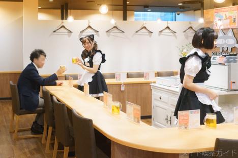 黒猫メイド魔法カフェ札幌