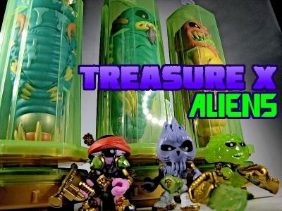 treasureXaliens
