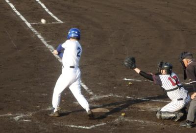 P6295134 熊本市教組同回2死三塁から9番の右前打で1点かえす