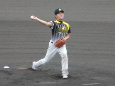 P7165738 Big連先発桂投手