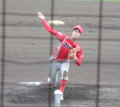 P7200238 トウヤ先発投手
