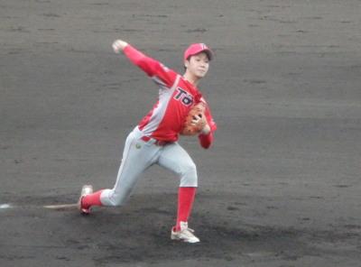 P7250452 トウヤ先発投手