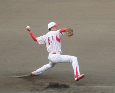 P8020938 熊本日野先発投手