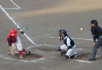 P8051239H・プラン2回表2死三塁から4番死球で一、三塁