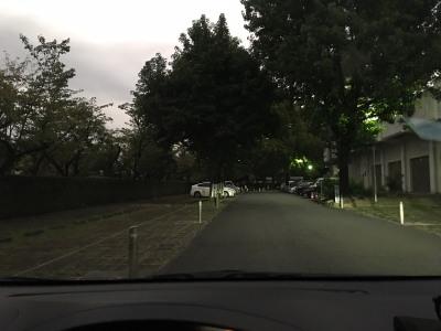 一塁側駐車場 縮小版