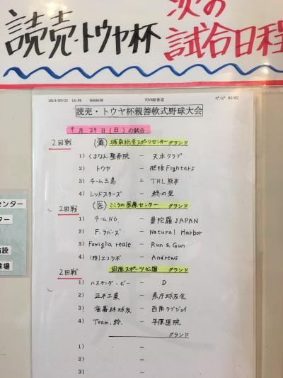 29日組み合わせ 縮小版掲載用