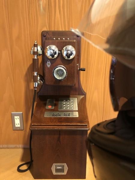 『道の駅 若狭おばま』公衆電話