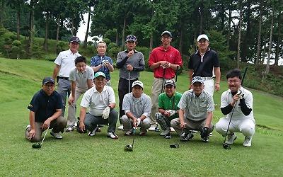 第5回山本建設YG会ゴルフコンペ