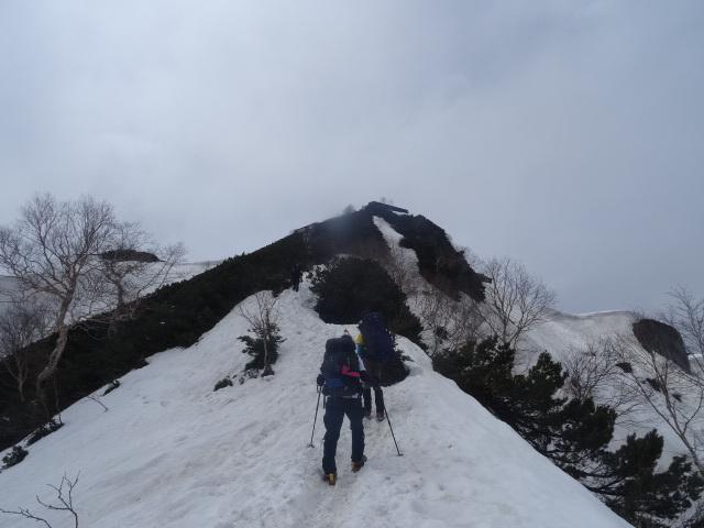 燕岳残雪期06