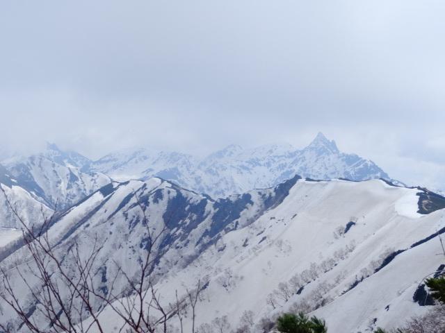 燕岳残雪期07