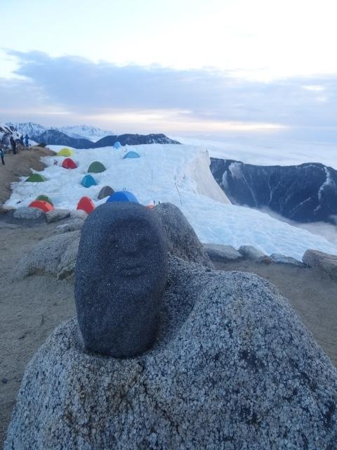 燕岳残雪期11-3