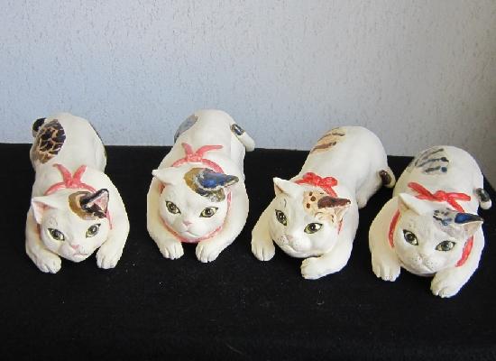 24回来る福招き猫祭りアートマーケット