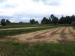 稲刈り終えた田
