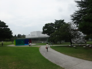 石川金沢21世紀美術館