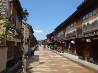 石川ひがし茶屋街