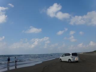 石川千里浜なぎさドライブウェイ