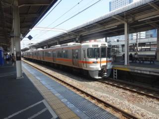JR東海道本線静岡駅