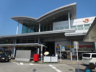 静岡JR東海道本線清水駅