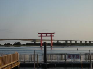 静岡JR東海道本線弁天島