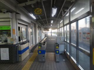 静岡JR東海道本線弁天島駅