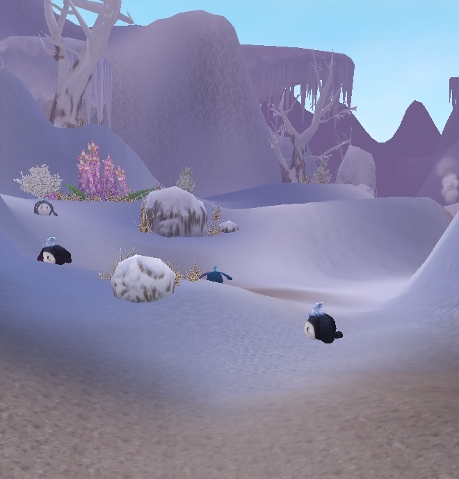 GFブログ(W10)用379A3 GFの風景・古代の極地 うさぷー
