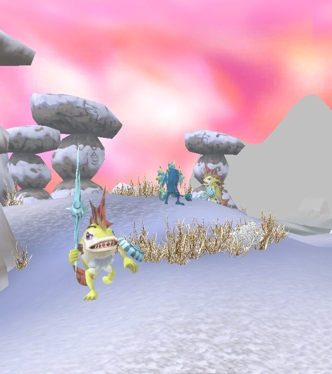 GFブログ(W10)用379A12 GFの風景・古代の極地 マーマン