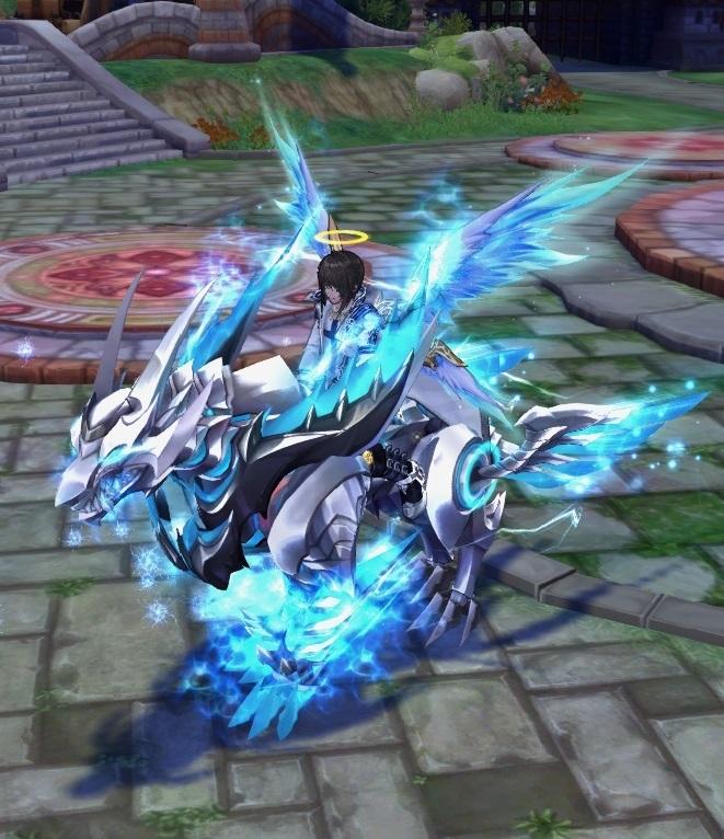幻想ブログ用109A Thunder Wolf Bot