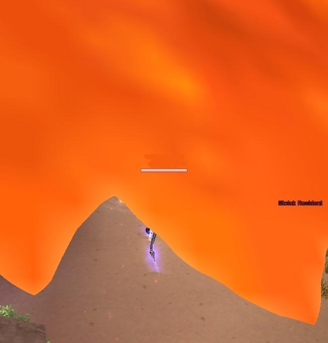 GFブログ(W10)用450C2 氷炎の峡谷の逸話クエ