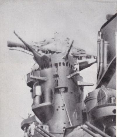 戦艦武蔵艦橋2