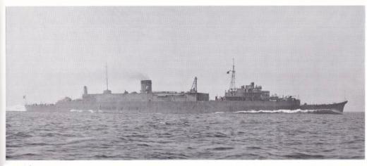 潜水母艦剣崎型2