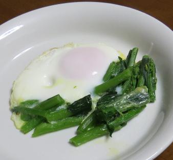 オータムポエム卵とじ