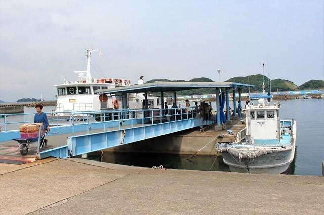 s-⑥桃取桟橋