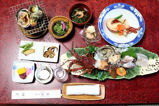 s-⑳定洋夕食