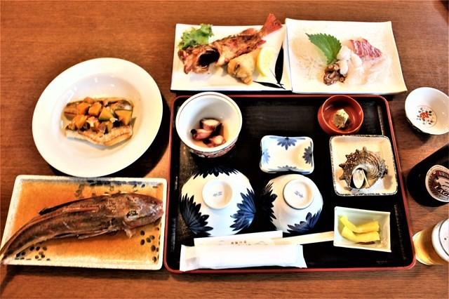 s-⑬山海荘の夕食