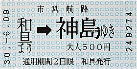 s-⑰-1きっぷ