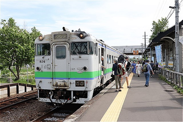 s-⑯キハ40下り列車