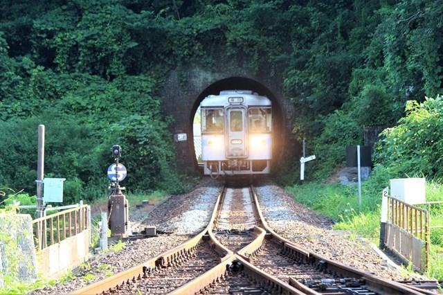 s-①下り列車