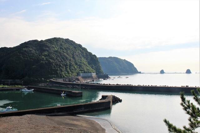 s-④久礼漁港