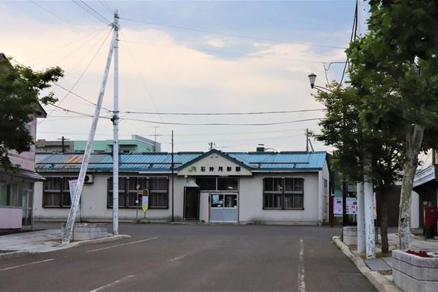 s-⑭月形駅舎