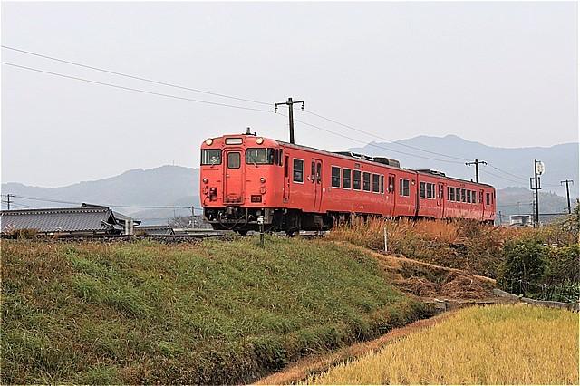 s-⑦上り列車